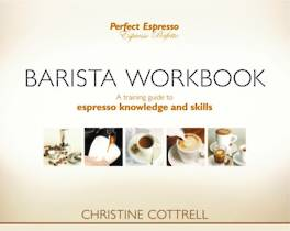 Barista Workbooks - 4 pack